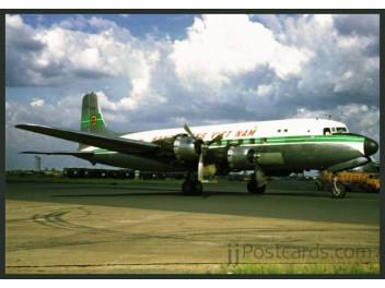 Hang Khong Viet Nam, DC-6