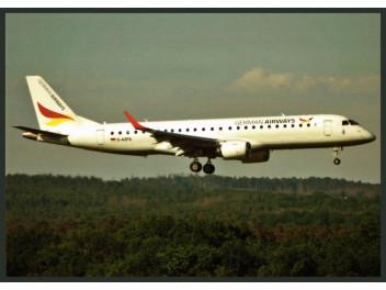 German Airways, Embraer 190