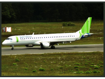 Bamboo Airways, Embraer 190