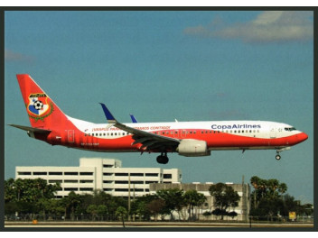 Copa Airlines, B.737