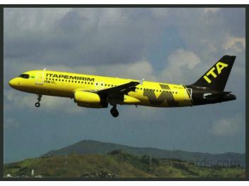 Itapemirim - ITA, A320