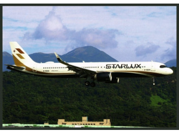 Starlux, A321neo