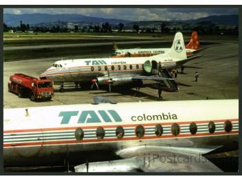TAO + Aeropesca, Viscount