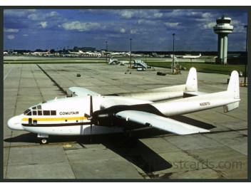 Comutair, C-119F Flying Boxcar
