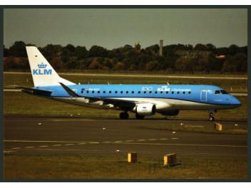 KLM Cityhopper, Embraer 175