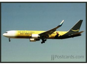 Amazon Prime Air, B.767