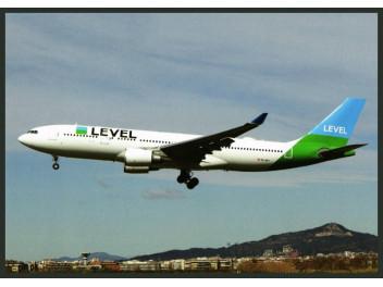 Level/Iberia, A330