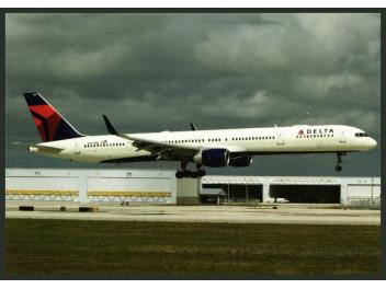 Delta Air Lines, B.757