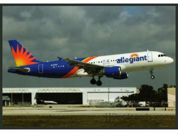 Allegiant Air, A320