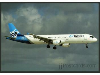 Air Transat, A321