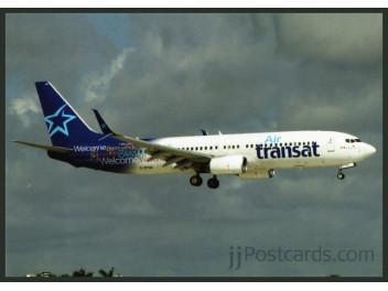 Air Transat, B.737