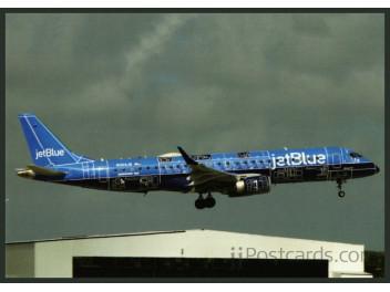 Jet Blue, Embraer 190