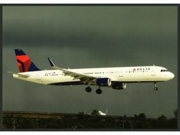Delta Air Lines, A321