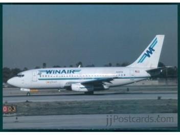 Winair (USA), B.737