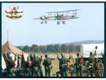 Albatros/K.C., Fok. E. III + DFW C V