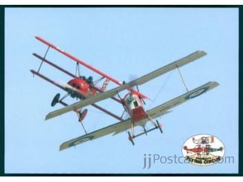 Albatros/K.C. Fok. Dr. I, R.A.F. S.E.5a