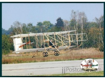 Albatros/Kindernays, Wright Flyer III B