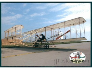 Albatros/Kindernays, Wright Flyer III B