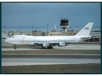 A&K, B.747