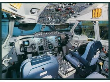 Cockpit, Swissair A310